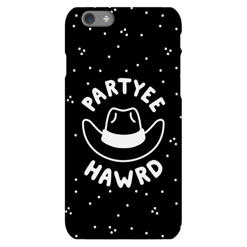Partyee Hawrd Phone Case