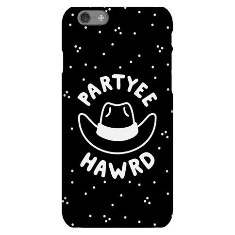 Partyee Hawrd Phone Case