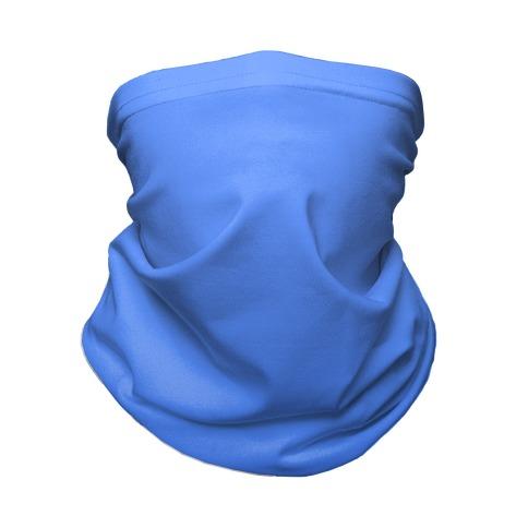 Blue Gradient Neck Gaiter