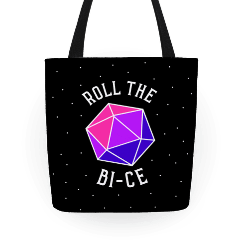 Roll the Bi-ce Tote