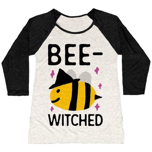 Bee Witched Baseball Tee