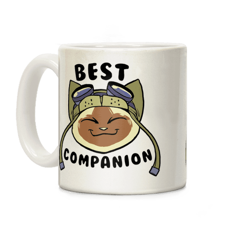 Best Companion  Coffee Mug
