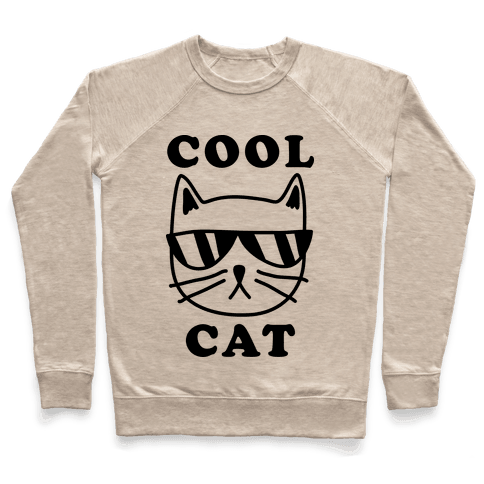 Cool Cat Pullover