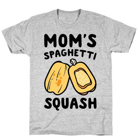 Mom's Spaghetti Squash Parody T-Shirt