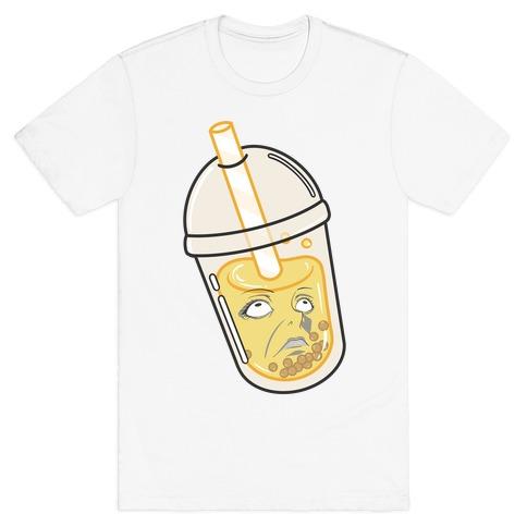 Boba Meme Face T-Shirt