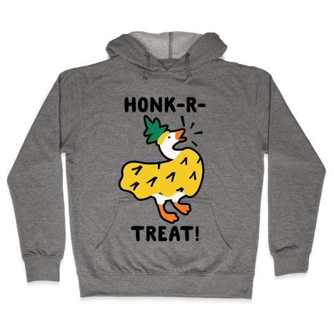 Honk-r-Treat Hooded Sweatshirt