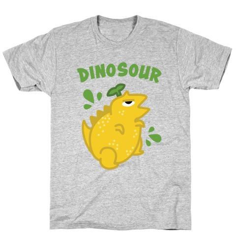 Dinosour (Lemon) T-Shirt