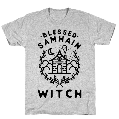 Blessed Samhain Witches T-Shirt