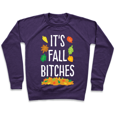 It's Fall Bitches Pullover