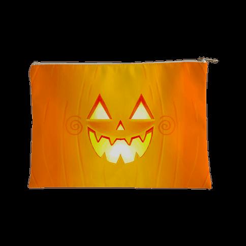 Jack-o-lantern Accessory Bag