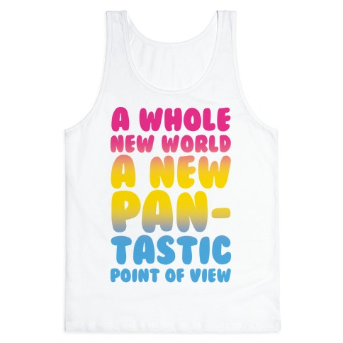 A New Pantastic Point of View Parody Tank Top