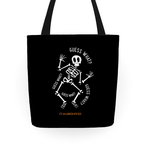Guess What? Tote
