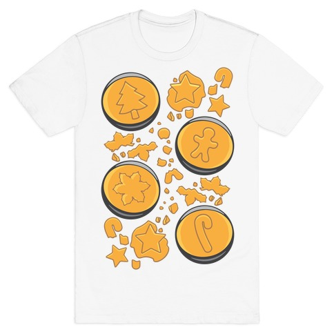 Holiday Honeycomb Candy Challenge Parody T-Shirt