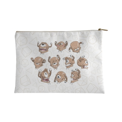 Beholder Expression Study Accessory Bag