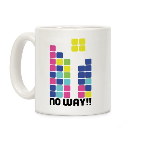 No Way Futaba Coffee Mug