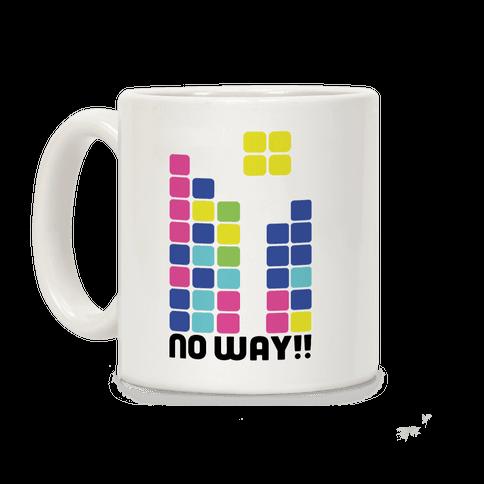 No Way Futaba Coffee Mug