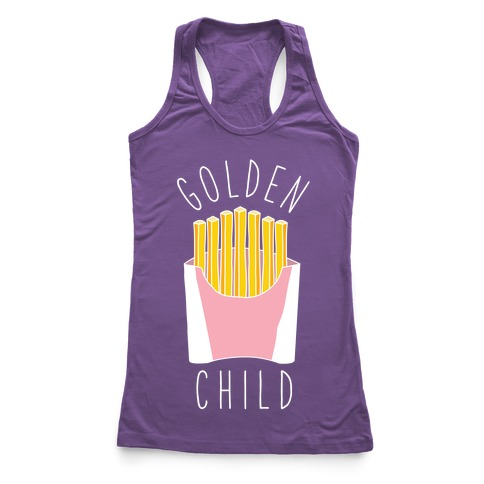 Golden Child Alt Racerback Tank Top