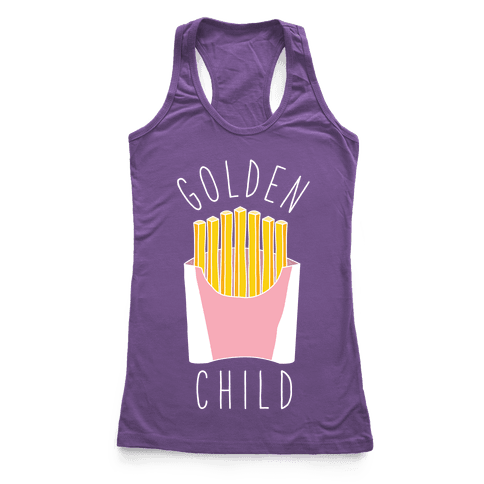 Golden Child Alt Racerback Tank Top