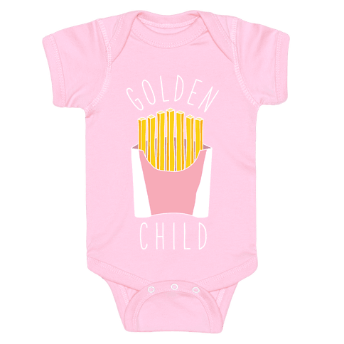 Golden Child Alt Baby Onesy