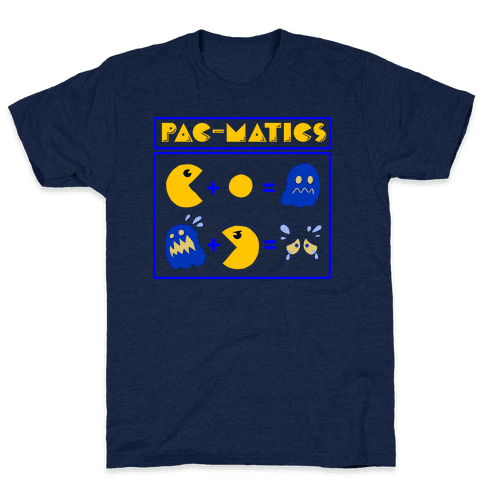 Pac-matics Mens T-Shirt