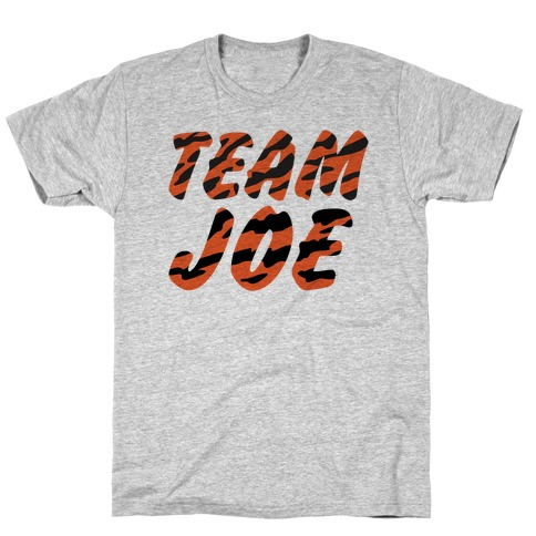 Team Joe Parody T-Shirt