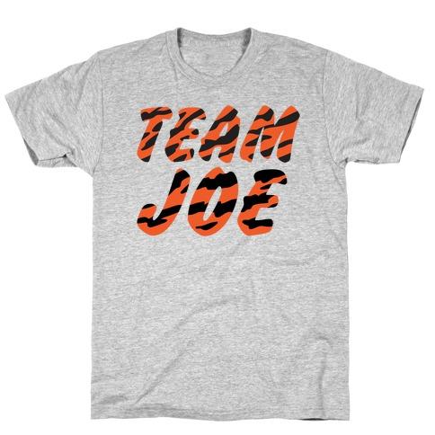 Team Joe Parody T-Shirt