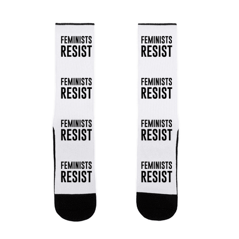 Feminists Resist Sock