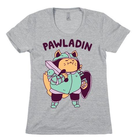 Pawladin Womens T-Shirt