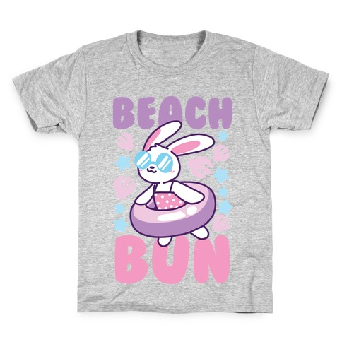 Beach Bun Kids T-Shirt