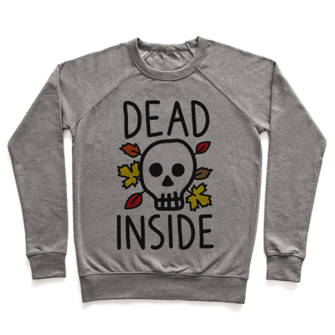 Dead Inside Autumn Skull