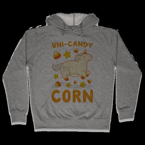 Uni-Candy Corn Hooded Sweatshirt