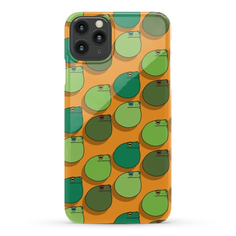 Frog Ball Pattern Phone Case