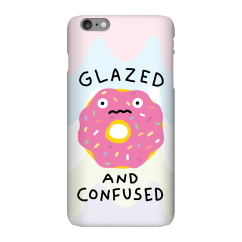 Glazed And Confused Phone Case