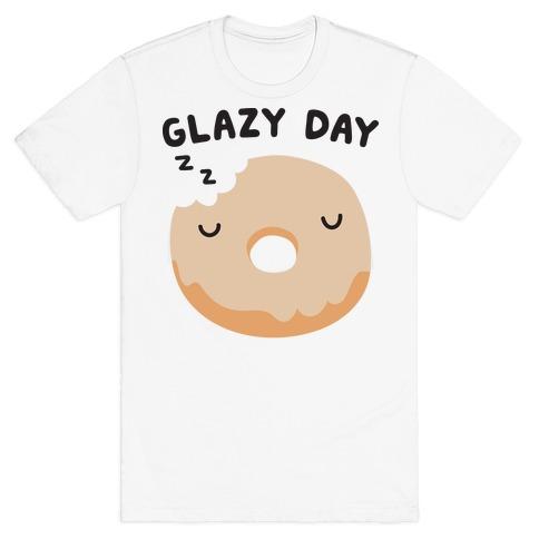 Glazy Day Donut T-Shirt