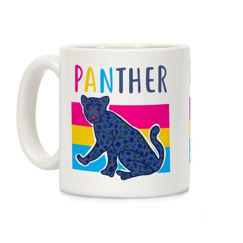 Pansexual Panther Coffee Mug