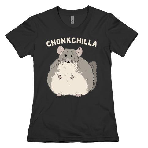 Chonkchilla Womens T-Shirt