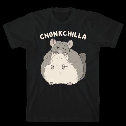 Chonkchilla Mens/Unisex T-Shirt