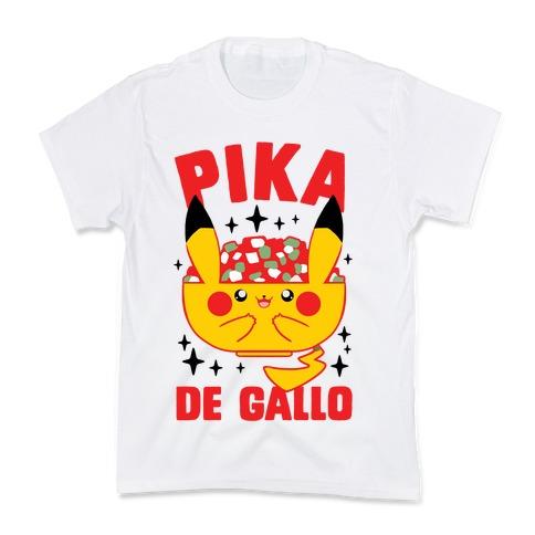 Pika De Gallo Kids T-Shirt