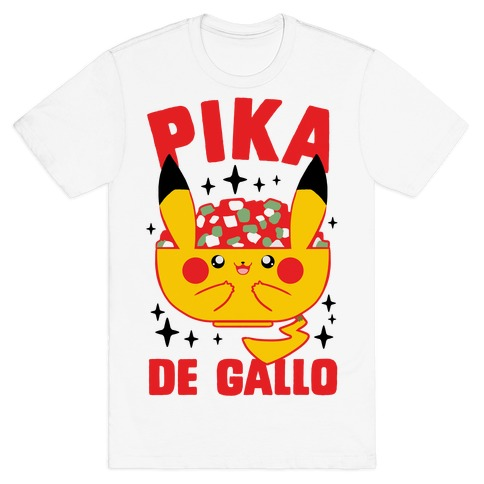 Pika De Gallo T-Shirt