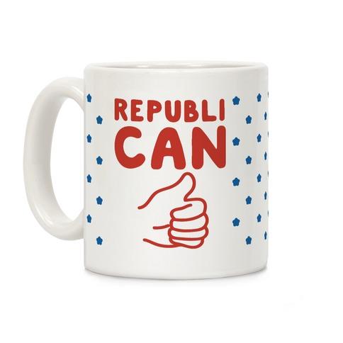 Republi-Can Coffee Mug