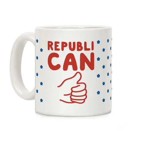 Republi-Can  Coffee Mug