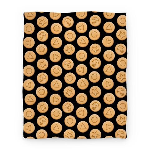 Dalgona Cookies Blanket
