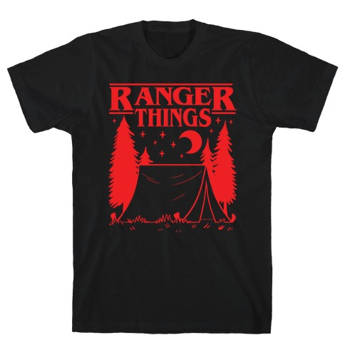 Ranger Things T-Shirt