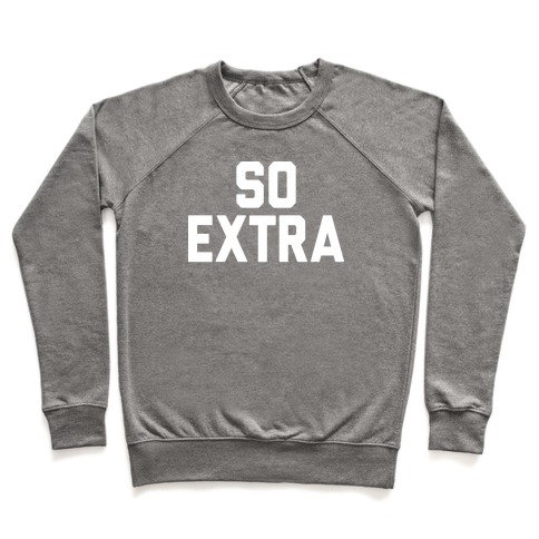 So Extra Pullover