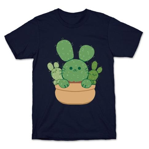 Bunny Ear Cactus T-Shirt