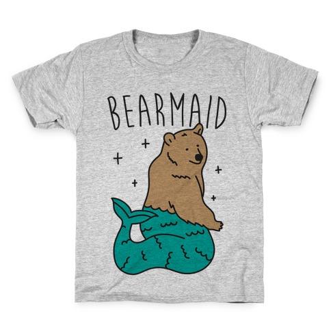 Bearmaid Kids T-Shirt
