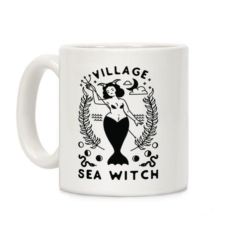 Village Sea Witch Coffee Mug