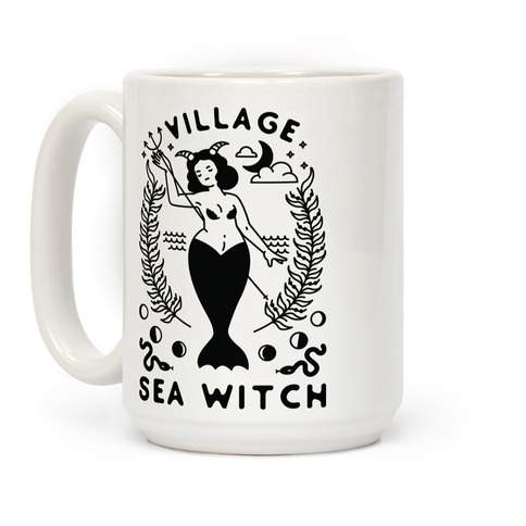Village Sea Witch Coffee Mug