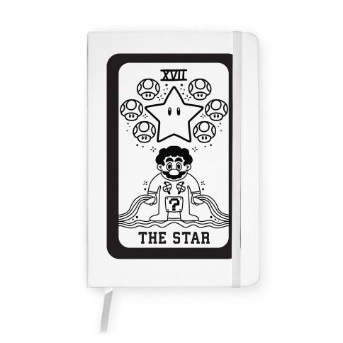 The Star Tarot Notebook