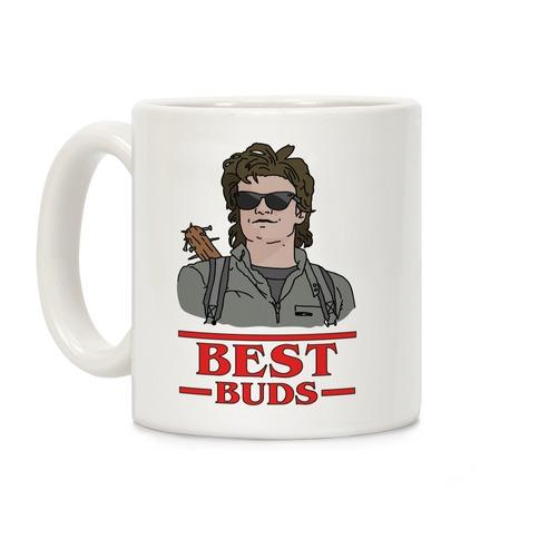 Best Buds Steve Coffee Mug